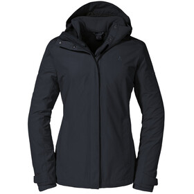 Schöffel Tignes1 3in1 Jacket Women, black